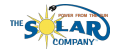 The Solar Company logo